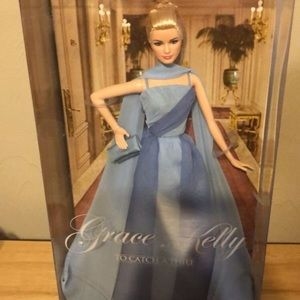 To Catch A Thief Grace Kelly Barbie